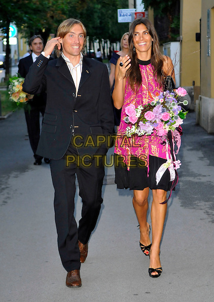 Footabller Niko Kranjcar Weds Long Term Girlfriend Simona In Zagreb Croatia
