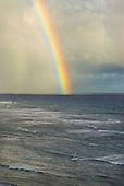 Rainbow from Diamond Head lookout
