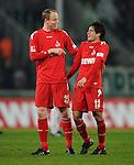 Fussball Bundesliga 2010/11, 19. Spieltag: 1. FC Koeln - SV Werder Bremen