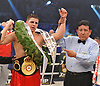 march 25-17 WBA World super middleweight title Global Boxing Union World super middleweight title Ty