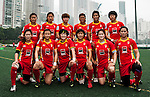 Hong Kong 7s 2013 - China Women Team for Societe Generale