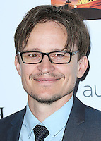 SANTA MONICA, CA, USA - OCTOBER 26: Damon Herriman arrives at the 3rd Annual Australians in Film Awards Benefit Gala held at the Starlight Ballroom at Fairmont Miramar Hotel & Bungalows on October 26, 2014 in Santa Monica, California, United States. (Photo by Xavier Collin/Celebrity Monitor)