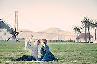 Miner Family Portraits Crissy Field San Francisco