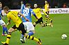 april 20-16,DFB Cup semi final match, Hertha BSC vs Borussia Dortmund,Olympic Stadium,Berlin,GER