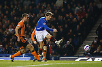 Sasa Papac scores goal no 2 for Rangers