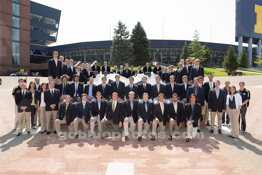 2012-13 Men's Swimming and Diving