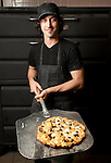 Daniel Lunfford, owner, Element Pizza.(Jodi Miller/Alive)