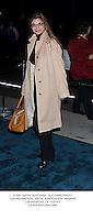 """© 2001 KATHY HUTCHINS / HUTCHINS PHOTO."""" ENVIRONMENTAL  MEDIA  ASSOCIATION  AWARDS"""".LOS ANGELES, CA. 11/07/01.LAURA SAN GIACOMA"""