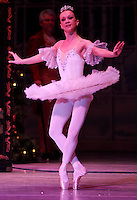 Atmosphere as seen during a dress rehearsal of The Nutcracker, featuring Russian prima ballerina Marianna Ryzhkina of the Bolshoi Ballet, Friday, Nov. 27, 2009, at the Municipal Auditorium in San Antonio. Set to the timeless score by Tchaikovsky, Alexander Vetrov's choreography of The Nutcracker is both unique and captivating. Influenced by Russia's legendary Bolshoi Ballet, with choreography in part by Yuri Grigorovich, it has pleased audiences and garnered great critical acclaim since it premiered in December 2003. The production will feature the entire Company and students from the acclaimed San Antonio Metropolitan Ballet who will dance the numerous children roles. (Darren Abate/pressphotointl.com)