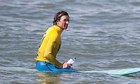 Shane Desmond Mavericks Surf Contest in Half Moon Bay, California on February 13th, 2010.