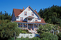 The Orcas Hotel on Orcas Island; San Juan Islands, Washington.