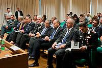 Roma, 25 Settembre 2012.Presentazione del Libro bianco sulla Ndrangheta, alla  Vetreria Sciarra, quartiere San Lorenzo