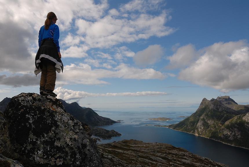 Mistfjorden,Misten,Nordland,Norway Landscape, landskap,