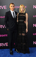 "NEW YORK, NY - July 12: Emma Roberts and Dave Franco  attends the World premiere of ""Nerve"" at the SVA Theater on July 12, 2016 in New York City.Credit: John Palmer/MediaPunch"
