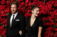 UNITED STATES, NEW YORK,  November 15, 2011..ctress Drew Barrymore (R) and Will Kopelman (L) attend the 4th Annual Film benefit 'A Tribute to Pedro Almodovar' at the Museum of Modern Art  in New York November 15, 2011. VIEWpress /Kena Betancur..
