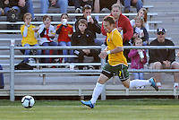 Luke Kreamalmeyer..AC St Louis were defeated 1-2 by Austin Aztek in their inaugural home game in front of 5,695 fans at Anheuser-Busch Soccer Park, Fenton, Missouri.