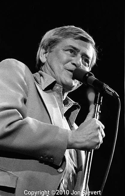 Jimmy Lyons, Founder, Monterey Jazz Festival, 9/17/75