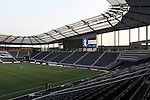 08 June 2011: A view of the South Stand from the West Stand. A tour of the interior of LIVESTRONG Sporting Park one day before Sporting Kansas City played the Chicago Fire in the inaugural game at LIVESTRONG Sporting Park in Kansas City, Kansas in a 2011 regular season Major League Soccer game.