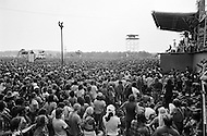 "28 Jul 1973, Watkins Glen, New York State, USA --- 600,000 people came to Watkins Glen during the ""Summer Jam"". --- Image by © JP Laffont/Sygma/Corbis"