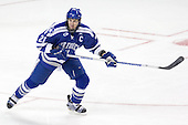 Jacques Lamoureux (Air Force - 21) - The Yale University Bulldogs defeated the Air Force Academy Falcons 2-1 (OT) in their East Regional Semi-Final matchup on Friday, March 25, 2011, at Webster Bank Arena at Harbor Yard in Bridgeport, Connecticut.