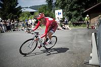 Alexander Kristoff (NOR/Katusha)<br /> <br /> Stage 18 (ITT) - Sallanches &rsaquo; Meg&egrave;ve (17km)<br /> 103rd Tour de France 2016
