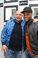 NEW YORK, NY - NOVEMBER 5, 2016 Fat Joe & Robinson Cano attend the opening of the UPNYC Sneaker store in New York City. Photo Credit: Walik Goshorn / Mediapunch