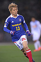 Yuzo Kobayashi (F Marinos), MARCH 31, 2012 - Football / Soccer : 2012 J.LEAGUE Division 1 between Yokohama F Marinos 0-0 Kashima Antlers at NISSAN Stadium, Kanagawa, Japan. This game was celebrated as a 20th Anniversary Match involving two of the original teams that featured when the J.League launched. Traditionally one of the favourites, Kashima have not scored yet in their first 4 games of the season. (Photo by Atsushi Tomura /AFLO SPORT) [1035]