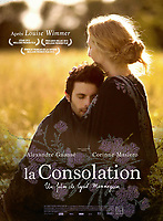 La consolation (2017) <br /> POSTER ART<br /> *Filmstill - Editorial Use Only*<br /> CAP/KFS<br /> Image supplied by Capital Pictures