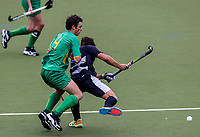 Action during the National Under 21 Championships between Auckland and Central, Lloyd Elsmore Park, Auckland, New Zealand. Thursday 11 May 2017. Photo:Simon Watts / www.bwmedia.co.nz