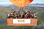 20110504 May 4 Gold Coast Hot Air ballooning