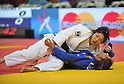 Misato Nakamura (JPN), AUGUST 24, 2011 - Judo : World Judo Championships Paris 2011, Women's -52kg class at Palais Omnisport de Paris-Bercy, Paris, France. (Photo by Atsushi Tomura/AFLO SPORT) [1035]