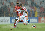 River Plate venció como visitante 3-1 a Independiente Medellín. Fecha 1 fase de grupos de la Conmebol Libertadores.