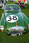 1960 MG MGA Twin-Cam: Steve Woodyard
