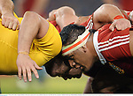 Wallabies/Lions Second Test, Melbourne LOST 16-15