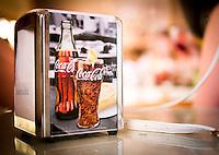 Coca Cola Napkin Dispenser - Aug 2014.