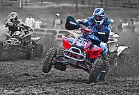 GNCC ATV race at Hurricane Mills, TN.