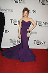 Bernadette Peters attends th 66th Annual Tony Awards on June 10, 2012 at The Beacon Theatre in New York City.