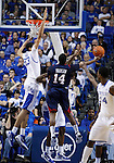 UK Basketball 2011: Samford