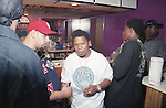 Super Producer Mannie Fresh aka Byron O. Thomas in New Orleans, Louisiana August 2000.  Photo credit: Presswire News/Elgin Edmonds