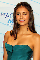 LOS ANGELES - JUL 22:  Nina Dobrev in the Press Room of the 2012 Teen Choice Awards at Gibson Ampitheatre on July 22, 2012 in Los Angeles, CA
