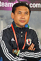 Sasaki Norio Head Coach (JPN), September 11, 2011 - Football / Soccer : Women's Asian Football Qualifiers Final Round for London Olympic Match between Japan 1-0 China at Jinan Olympic Sports Center Stadium, Jinan, China. (Photo by Daiju Kitamura/AFLO SPORT) [1045]