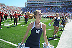 Ole Miss band at Vaught-Hemingway Stadium in Oxford, Miss. on Saturday, September 4, 2010.