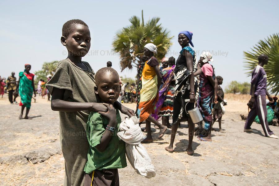 Famine Crisis in South Sudan