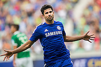 20140727: SLO, Football - Preseason friendly match, NK Olimpija Ljubljana vs Chelsea FC