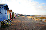 Beach bungalow. Seasalter, Kent, The United Kingdom.