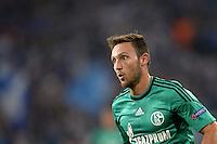 FUSSBALL   CHAMPIONS LEAGUE   SAISON 2013/2014   PLAY-OFF FC Schalke 04 - Paok Saloniki        21.08.2013 Marco Hoeger (FC Schalke 04)
