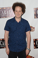 HOLLYWOOD, CA - JULY 20: Josh Sussman at the opening of 'Cabaret' at the Pantages Theatre on July 20, 2016 in Hollywood, California. Credit: David Edwards/MediaPunch