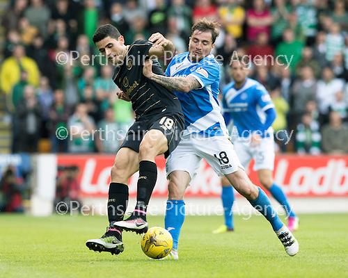 St Johnstone v Celtic 20.08.16