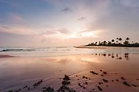 Por-do-sol em Angola