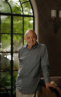 "Charles Strouse, Broadway songwriter and composer, at Dallas' Rosewood Mansion Hotel on June 25, 2010. Strouse wrote, ""Bye-Bye Birdie"", ""Annie"", ""Put on a Happy Face"" and dozens of other successful songs."